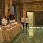 Palazzo Bonaparte eventi esclusivi Events In Out Roma - allestimento catering